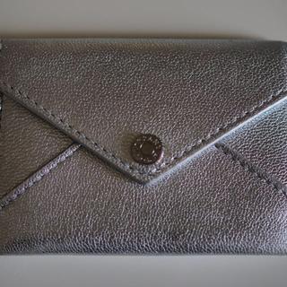 ティファニー(Tiffany & Co.)のティファニーカードケース シルバー(名刺入れ/定期入れ)