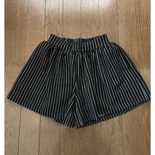 シマムラ(しまむら)の女児キュロットスカート 120(スカート)