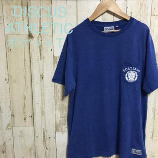 ディスカス(DISCUS)のディスカス POLTLAND ポケットT(Tシャツ/カットソー(七分/長袖))