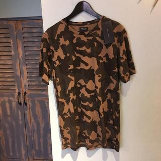 ZARA - 【新品】ザラZARA カモフラ Tシャツ