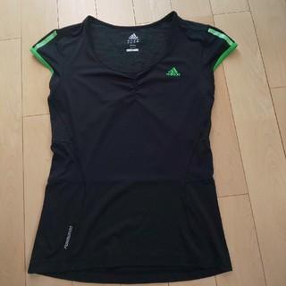 アディダス(adidas)のアディダス  ウェア  サイズL  ブラック   ジム  フィットネス(ウェア)