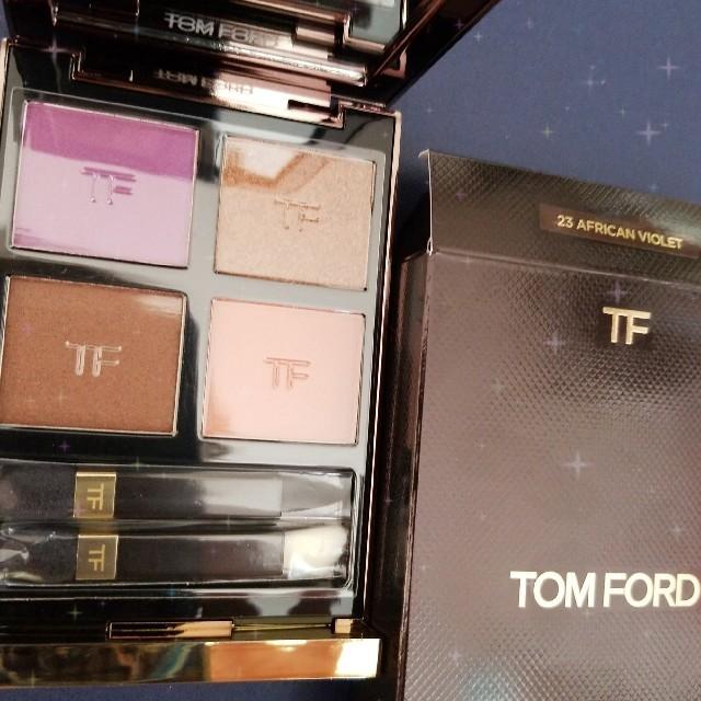 TOM FORD(トムフォード)のTOMFORD トムフォード アイ カラー クォード 23番 コスメ/美容のベースメイク/化粧品(アイシャドウ)の商品写真