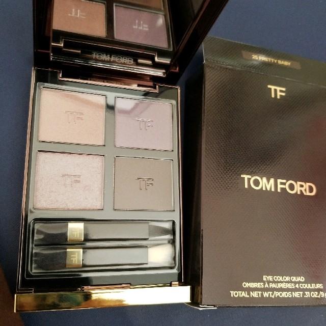 TOM FORD(トムフォード)のTOM FORD(トムフォード) アイカラークォード  25番 プリティベイビー コスメ/美容のベースメイク/化粧品(アイシャドウ)の商品写真