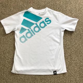 アディダス(adidas)のアディダス  tシャツ  140㎝(Tシャツ/カットソー)