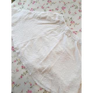 シューラルー(SHOO・LA・RUE)のフラワー柄スカート(スカート)
