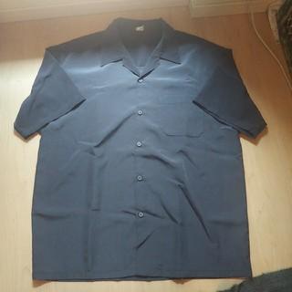 カルトップ(CALTOP)のUSA製 CALTOP オープンカラーシャツ 半袖シャツ 定価半額 90s (シャツ)
