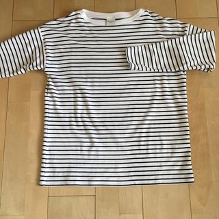 ドアーズ(DOORS / URBAN RESEARCH)のアーバンリサーチドアーズボーダー Tシャツ(カットソー(長袖/七分))