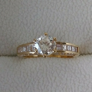 VVSダイヤモンドリング(リング(指輪))