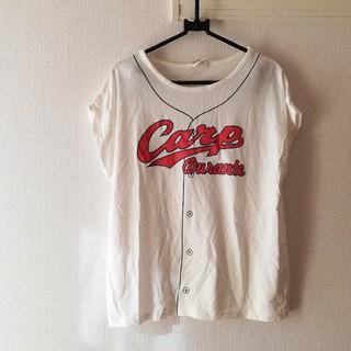 シマムラ(しまむら)の広島カープTシャツ ユニフォーム柄(Tシャツ(半袖/袖なし))