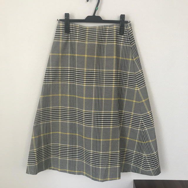 Demi-Luxe BEAMS(デミルクスビームス)の期間限定Demi-Luxe BEAMS チェックスカート レディースのスカート(ひざ丈スカート)の商品写真