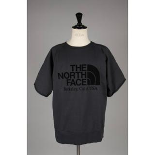 ザノースフェイス(THE NORTH FACE)の未使用タグ付 10oz H/S Crew Neck Sweat(スウェット)