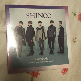 シャイニー(SHINee)の新品 SHINee Everybody SMTOWN DVD(その他)