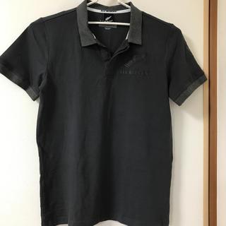 アディダス(adidas)の【新品】アディダス オールブラックス ポロシャツ(ラグビー)