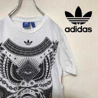 アディダス(adidas)のadidas アディダス オリジナルス 半袖 Tシャツ トレフォイルロゴ (Tシャツ/カットソー(半袖/袖なし))
