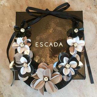 ESCADA - ESCADA laurel  ☆ネックレス
