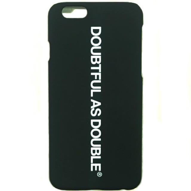 Iphone 8 ケース ステューシー / DOUBTFUL AS DOUBLE iPhoneケース ブラック 新品未使用の通販