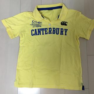 CANTERBURY - カンタベリー ポロシャツ 150センチ