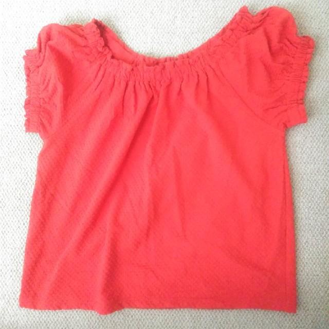GU(ジーユー)のTシャツ レディースのトップス(Tシャツ(半袖/袖なし))の商品写真
