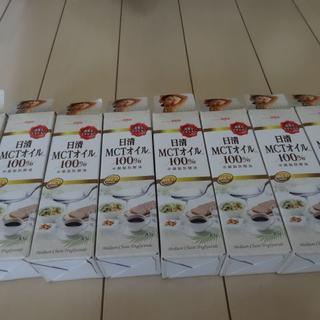 ニッシンセイフン(日清製粉)の新品☆日清MCTオイルHC(85g)7箱6650円(その他)