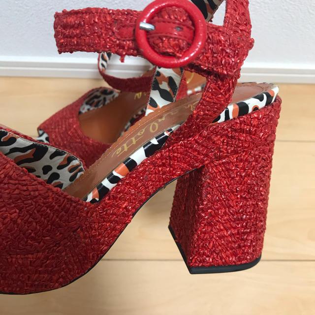 Charlotte Olympia(シャルロットオリンピア)のシャーロットオリンピア❤️サンダル レディースの靴/シューズ(サンダル)の商品写真