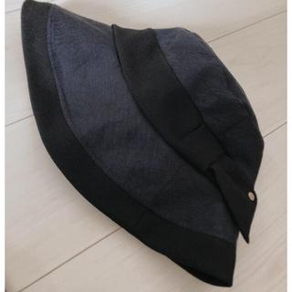 ランバンオンブルー(LANVIN en Bleu)のLANVIN ランバン ハット 帽子 (ハット)