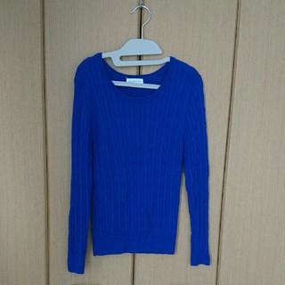 シマムラ(しまむら)のしまむら CLOSSHI ケーブル編みセーター(ニット/セーター)