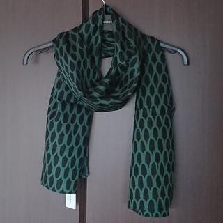 marimekko - ♪新品♪ピックスオムPikku Suomuストール スカーフ