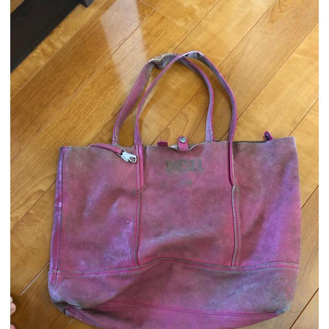 DIESEL(ディーゼル)のディーゼル トートバッグ レディースのバッグ(トートバッグ)の商品写真