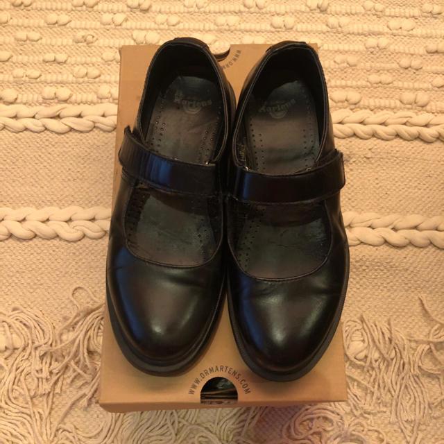 Dr.Martens(ドクターマーチン)のマーチン ストラップシューズ レディースの靴/シューズ(ローファー/革靴)の商品写真