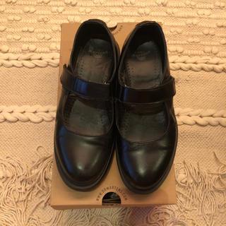 ドクターマーチン(Dr.Martens)のマーチン ストラップシューズ(ローファー/革靴)