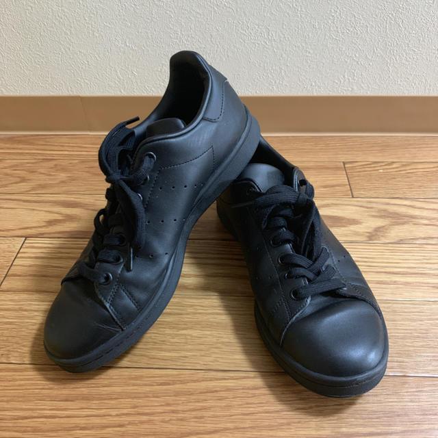 adidas(アディダス)のadidas stansmith ブラック メンズの靴/シューズ(スニーカー)の商品写真
