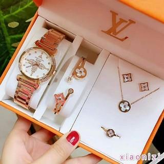 LOUIS VUITTON - LV ルイスヴィトン  レディース 腕時計