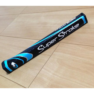 新品☆Super Stroke PISTOL GTR2.0ブラック×ブルー