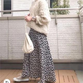 ZARA - 小花スカート