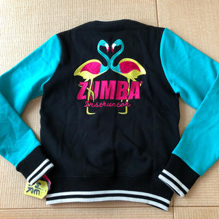 Zumba -  3月 新作 フラミンゴ ズンバ ジャケット(新品/タグ付き)