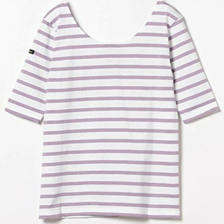 Demi-Luxe BEAMS - 美品♡Demi-Luxe BEAMS Le minor Tシャツ ルミノア