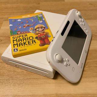 Wii U - Wii U プレミアムセット+スーパーマリオメーカー