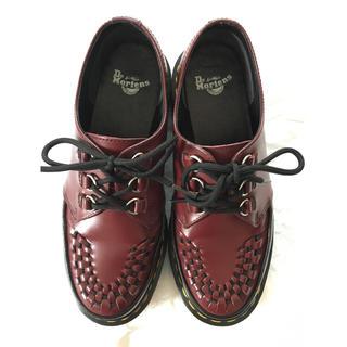 ドクターマーチン(Dr.Martens)のドクターマーチン クリーパー  ラムジー UK5(ローファー/革靴)