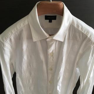 ジョゼフ(JOSEPH)の長袖 織り柄シャツ(シャツ)