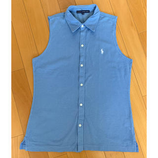 ラルフローレン(Ralph Lauren)のラルフローレン ゴルフ ノースリーブポロシャツ(ポロシャツ)