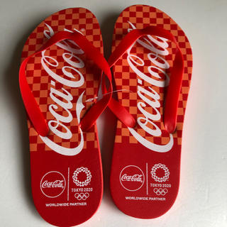 コカ・コーラ - コカコーラ ビーチサンダル