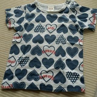 エーアーベー(eaB)のTシャツ(Tシャツ)