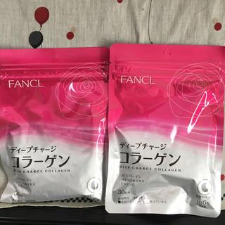 FANCL - ディープチャージコラーゲン×2