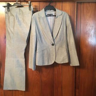 c13d2b1c0265b アトリエサブ(ATELIER SAB)のアトリエサブ スーツ ジャケット パンツは未使用 グレー