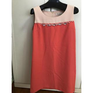 クリアインプレッション(CLEAR IMPRESSION)のクリアインプレッション  ジャンバースカート Mサイズ(ひざ丈スカート)