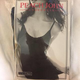 PEACH JOHN - キャミソール黒