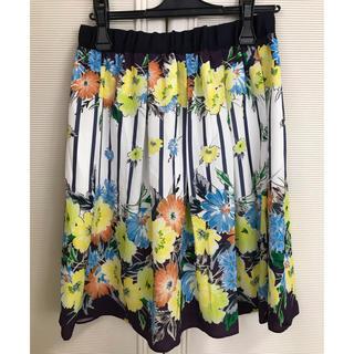 クリアインプレッション(CLEAR IMPRESSION)のクリアインプレッション スカート Mサイズ(ひざ丈スカート)