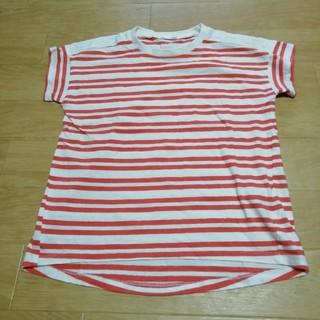 ジーユー(GU)のGU ガールズ トップス 140(Tシャツ/カットソー)