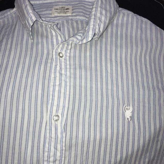 coen(コーエン)のcoen ストライプ シャツ メンズのトップス(シャツ)の商品写真