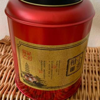 新會特産 プーアル茶 小青柑 缶入